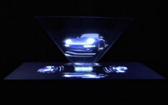 campanas holograficas