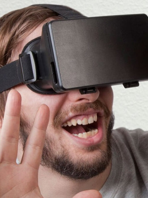 realidad virtual holigram