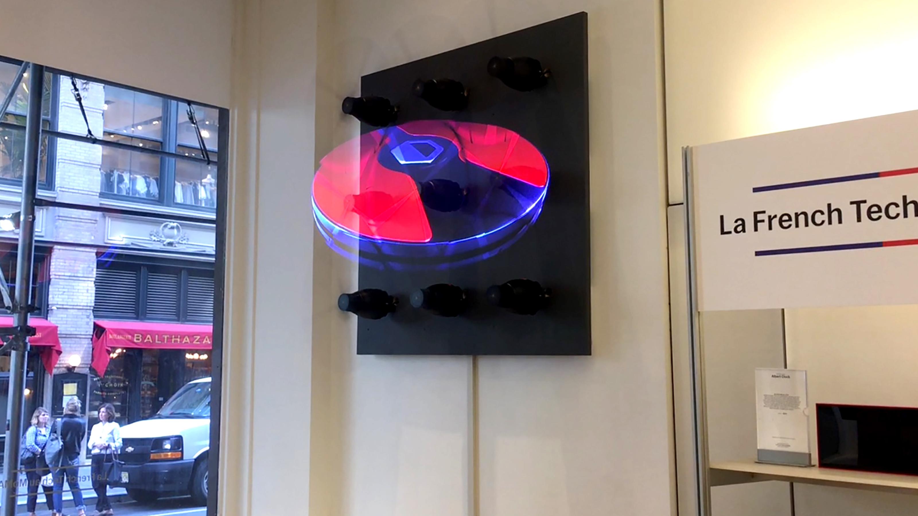 Imagen ejemplo de hologramas